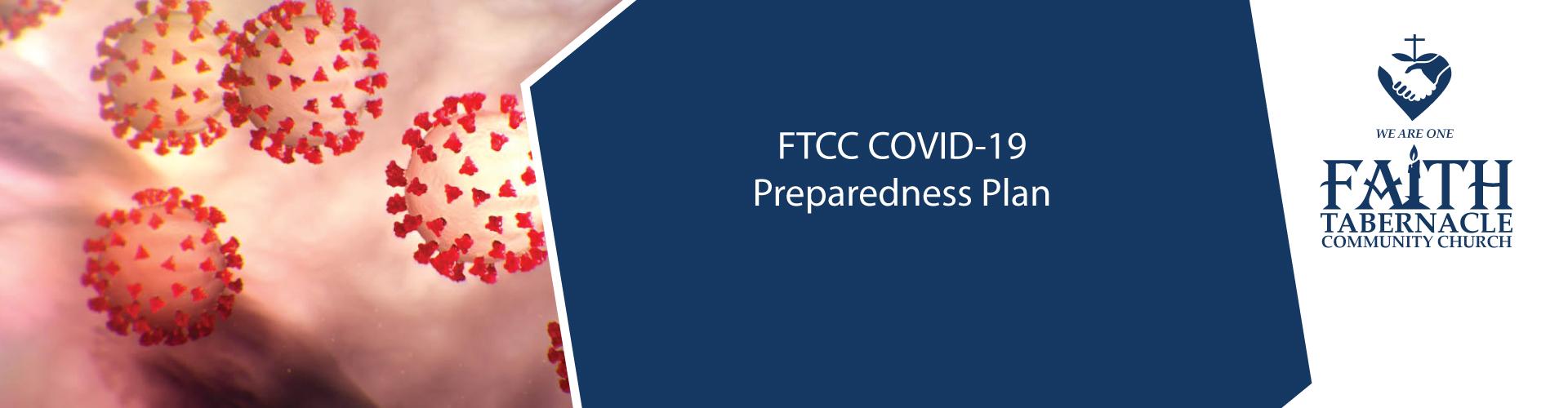 FTCC COVID-19 Preparedness Plan